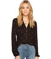 Lucky Brand - Ditsy Button Up Shirt