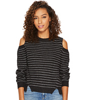 Lucky Brand - Cold Shoulder Sweatshirt