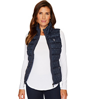 U.S. POLO ASSN. - Dot Printed Quilted Vest