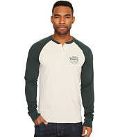Vans - Denton Long Sleeve Henley