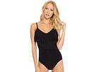 Fringe Blaire Tummy Control One-Piece Swimsuit