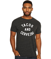 The Original Retro Brand - Tacos & Cervezas Short Sleeve Tri-Blend Tee