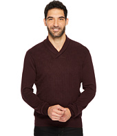 Perry Ellis - Cable Shawl Pullover Sweater