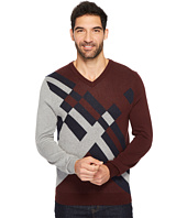 Perry Ellis - Modern V-Neck Sweater
