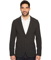 Perry Ellis - Slim Fit Stretch Texture Knit Jacket