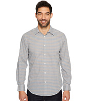Perry Ellis - Long Sleeve Modern Geo Print Shirt