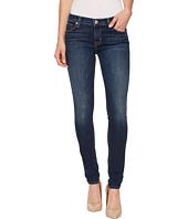 Hudson - Krista Low Rise Super Skinny Jeans in Solo