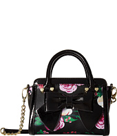 Betsey Johnson - Double Zip Crossbody