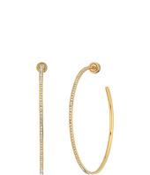 Michael Kors - Pave Hoop Earrings