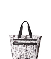 Brighton - Fashion City Lock-It Super Tote