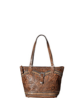 American West - Blue Ridge Zip Top Tote