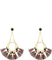 Rebecca Minkoff - Utopia Tassel Chandeliers Earrings