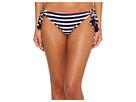 Breton Stripe Side-Tie Bikini Bottom