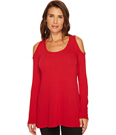 Karen Kane - Cold Shoulder Hi Lo Sweater