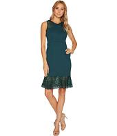 Adrianna Papell - Petite Midi Mermaid Dress