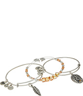 Alex and Ani - Glowing Dragon Bracelet Set of 3