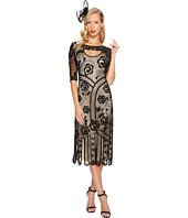 Unique Vintage - Avalon Flapper Dress