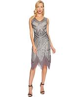 Unique Vintage - Juliette Fringe Flapper Dress