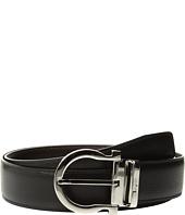 Salvatore Ferragamo - Adjustable & Reversible Belt - 679781