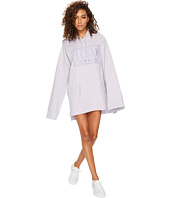 PUMA - Fenty Fleece Off the Shoulder Hoodie