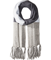 Vince Camuto - Color Block Knit Scarf