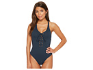 Heavenly One-Piece/Regular Rise Cover-Up