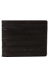 John Varvatos Star U.S.A. - Clawed Texture Bifold Wallet