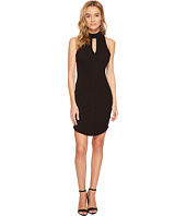 ASTR the Label - Choker Ribbed Bodycon Dress