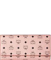 MCM - Color Visetos Three Fold Wallet