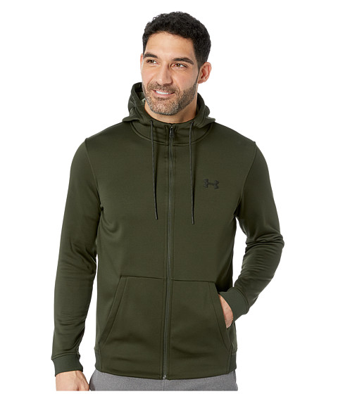 Armour Fleece Full Zip Hoodie