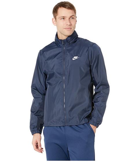 NSW Hooded Woven Windbreaker Jacket