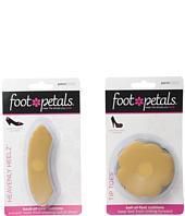 Foot Petals - Tip Toes 3-Pair Pack & Heavenly Heelz 3-Pair Pack Combo