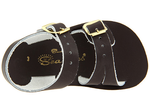 Salt Water Sandal By Hoy Shoes Sun San Sea Wees Infant Toddler At Zappos Com